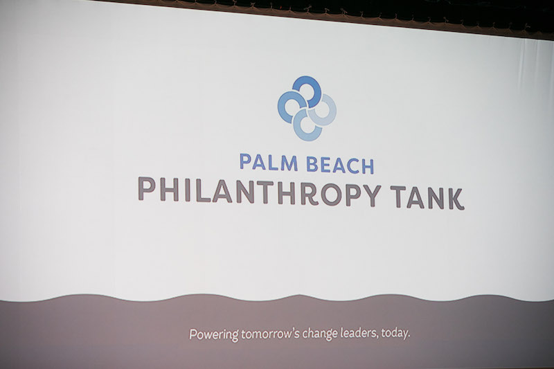Palm Beach Philanthropy Tank Winners 2018