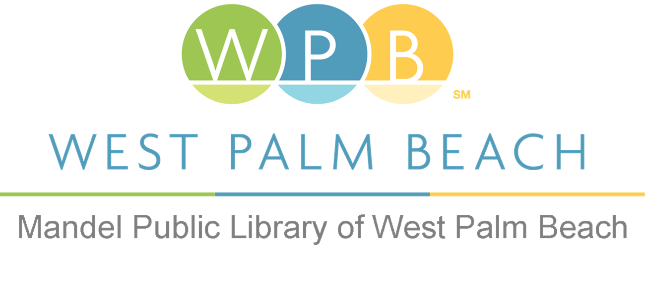 The Place To Practice Reading with Programs at Mandel Public Library in West Palm Beach
