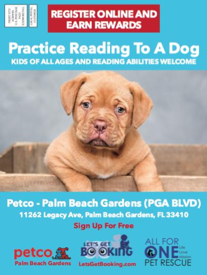 Local Advertising Palm Beach Gardens Postcard Mailer Back