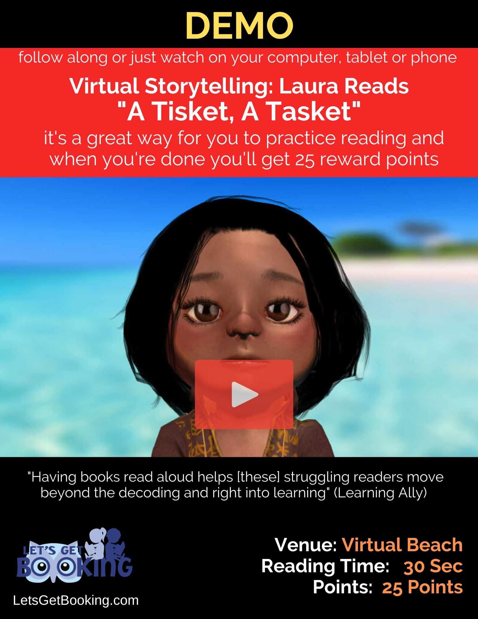 Storytelling Demo Registration